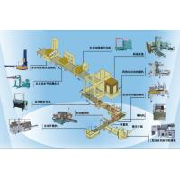 Automatic Packaging Line, Automatic Open Carton Box,Fill, Weigh, Seal, Strap, Stack, Wrap