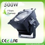 Fin-Style 500W LED high bay light