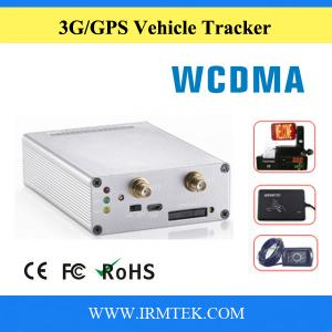 China 3G Car GPS Tracker, GPS Speedometer, Fleet Management for Taxi, Heavy Truck with RFID Reader, Camera, Fuel Sensor on sale