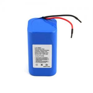China 1100mAh, 1300mA 3.2V, 6.4V, 7.4V Li - ion Electric Toy Car Battery with Wide Compatiblity on sale