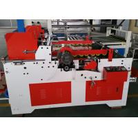 Reliable Corrugated Carton Box Making Machine Small Slot Box Pressing Type