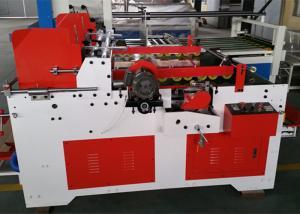China Reliable Corrugated Carton Box Making Machine Small Slot Box Pressing Type on sale