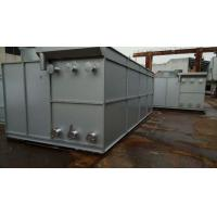 China Open Type Forced Draught Cooling Tower Belt Driven For Nuclear Power Plants on sale