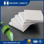 China fabrica a madeira compensada concreta usada o melhor molde do molde do painel do molde do preço da fonte de aço barato