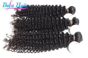 China Unprocessed Spiral Curl 12 Inch Human Hair Extensions Real Human Hair Weave on sale