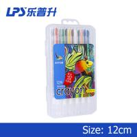 Children Twist Up Oil Crayons Non Toxic Painting Gel Wax Crayon Set