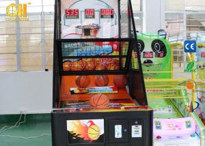 China Arcade Style Basketball Shooting Game For Home , Electronic Basketball Machine  on sale