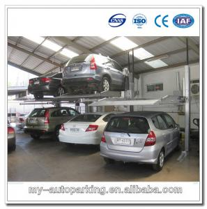 China Simple Car Parking System for Underground Garage Hydraulic Car Parking System on sale