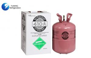 China High Purity R22 Replacement Substitute Refrigerant , R22 Substitute R410A Refrigerant  on sale