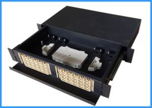 China Pre Terminated ODF Fiber Optic Terminal Box For Indoor Structure Cabling on sale