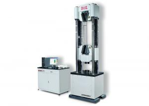 China ASTM A370  Strand Steel Wire Testing Equipment , Desktop Tensile Testing Machine on sale