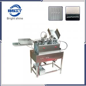 China Factory Price Olive Oil mini ampoule machine/Ampoule Filling and Sealing Machine (2 Heads) on sale
