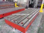 Professional cast iron surface plates rivet welding plate