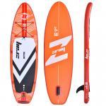 Orange 1 Fin 275x76x13cm Stand Up Surfboard