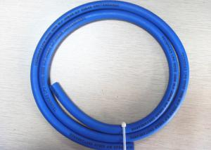 China ID10 MM Blue WP 20 Bar  Lpg Gas Hose For Household Usage 100M Length on sale