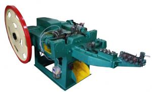 China High Speed Nail Making Machine , Steel Nail Manufacturing Machine on sale