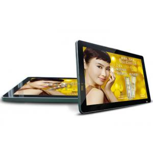 China Tempered Glass Touch Screen Kiosk Wall Mount With Management Software on sale