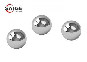 China Magnetic 440C Stainless Steel Balls For High - End Hydraulic Systems 1 1 / 16  26.988mm on sale