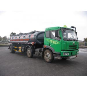 China 136 kilowatts de 16cbm 6x2 de réservoir de camion de l'huile liquide chimique verte 150 de stockage - 250hp on sale