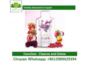China Естественная жидкость Ресерватрол витальности напитков вытрезвителя исключает отход и токсины естественные on sale