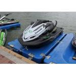 Plataforma flotante el pontón de Folating para el barco de la velocidad del agua del esquí del jet