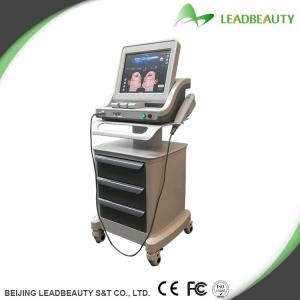 China Protable HIFU Machine Face Massage Wrinkle Removal Professional supplier