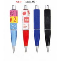 Advertising promotional BIG ball pen with your logo oustanding inceacing brand name known