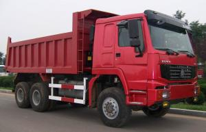 China 30 Ton Payload RHD 6x4 Heavy Duty Dump Truck With 371HP Rad Tipper Truck on sale