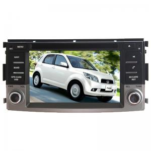 China Multi-function TOYOTA GPS Navigation rush radio camera input on sale