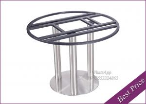 China Wholesale Restaurant Table Base Round Marble Tables (YT-145) on sale