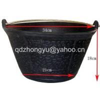 China 8.5L Household Plastic Bucket ,Water Bucket ,Plastic Barrel on sale
