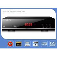 ALI M3S11 ISDB Receiver 1000 Channels Of TV And Radio Program , TV Converter Box