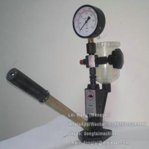 S60H nozzle tester diesel injector tester common rail