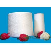 High Tenacity TFO Raw White 40s/2 AA Grade 100% Virgin Polyester Spun Yarn