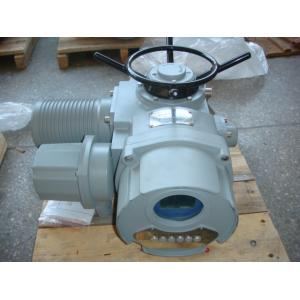 China ISO & CE certificate electric actuator valve for waterworks purpose on sale