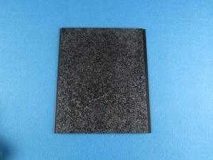 Quality Strip Shape PVC Plastic Wall Cladding With Calcium Carbonate For Floor for sale