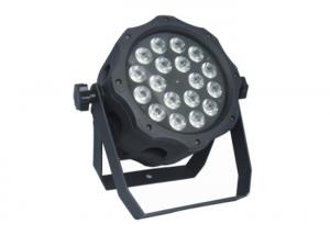 China 270 Watt DMX LED Par Can Light RGBWA High Brightness 50Hz - 60Hz on sale