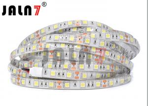 China 12 Volt Colorful 5050 Led Strip Lights / Led Rgb Flexible Strip Lights on sale