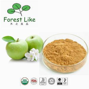 China Prevent Vitamin Loss Apple Extract Apple Polyphenols Powder on sale