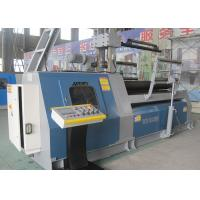 China Touch Screen Automatic Hydraulic Rolling Machines With PLC W12-16*2500mm on sale