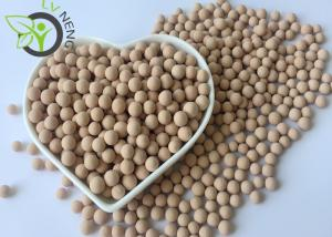 China Liquid Dehydration 3a Molecular Sieve Desiccant Synthetic Particle Shape on sale