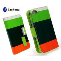 Multi-function Wallet Phone Cases For iPhone5 Case Cover With Card Slots