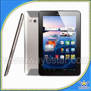 China Hot sell 7 inch Tablet pc 3g Sim Card Slot Android 4.0 tablet pc on sale
