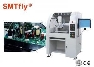 China 6-20K / Hours Conformal Coating Machine , Pcb Coating Machine 2600W SMTfly-DJL on sale