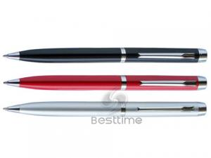China Customized 0.7mm tip size Metal Pens with ISO9001 2008 certification MT1166 on sale