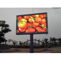 Outdoor LED Advertising Display Screen P10 Full Color