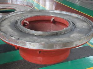 China 20-120T Grinding Table Castings And Forgings Anti Cracking on sale