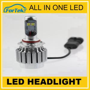 China Hot sale!All in one CREE 3000LM auto led headlamp H4 H7 H11 9005 on sale