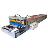 China Full-Automatic CNC Concrete Roof Tile Making Machine on sale