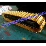 high quality 8 ton bulldozer steel track undercarriage  (undercarriage assembly)